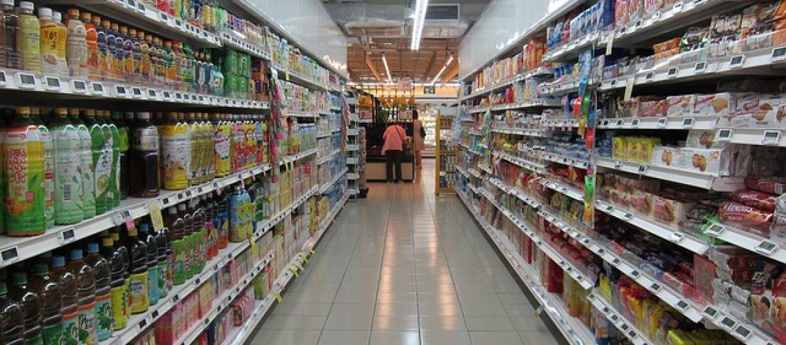 תכנון חנויות מזון